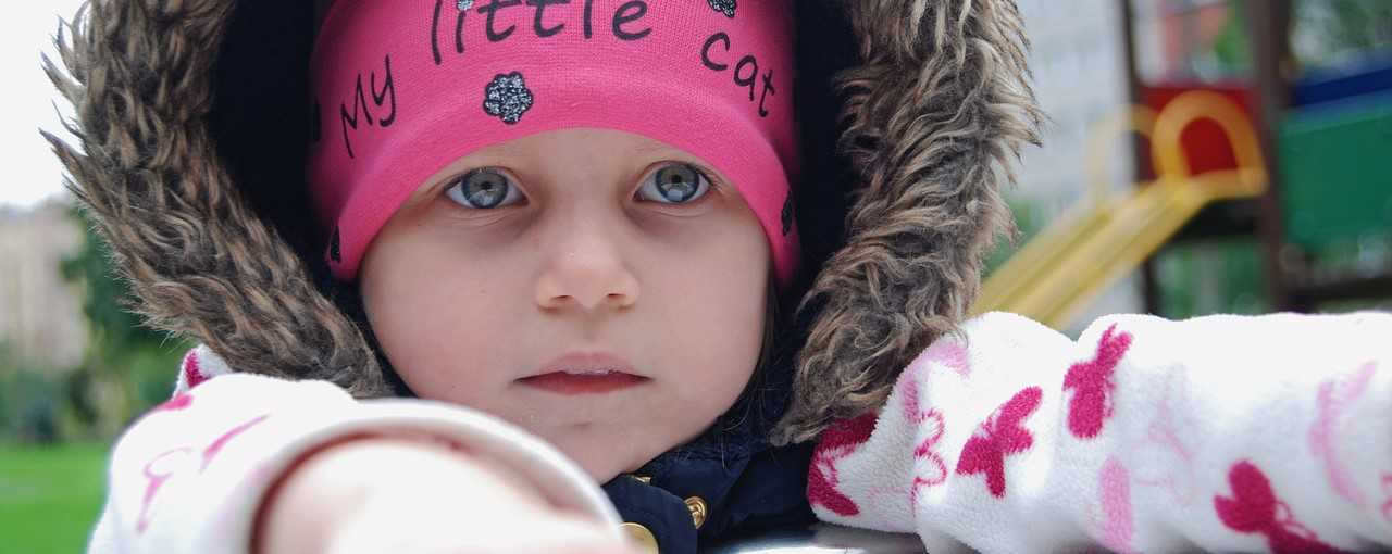 Little Girl in Springfield, Illinois   Kids Car Donations