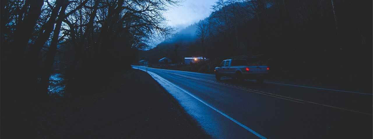 Night Traffic at Lincoln, Nebraska | Kids Car Donations