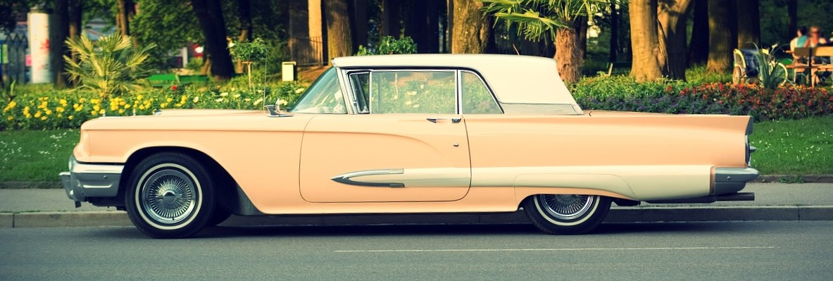 Oldtimer Car in Hialeah, Florida | Kids Car Donations