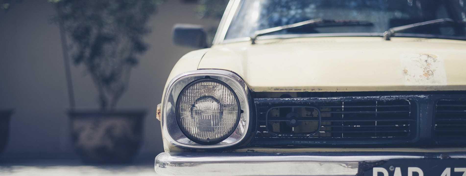 Oldtimer Car in Rochester, New York | Kids Car Donations