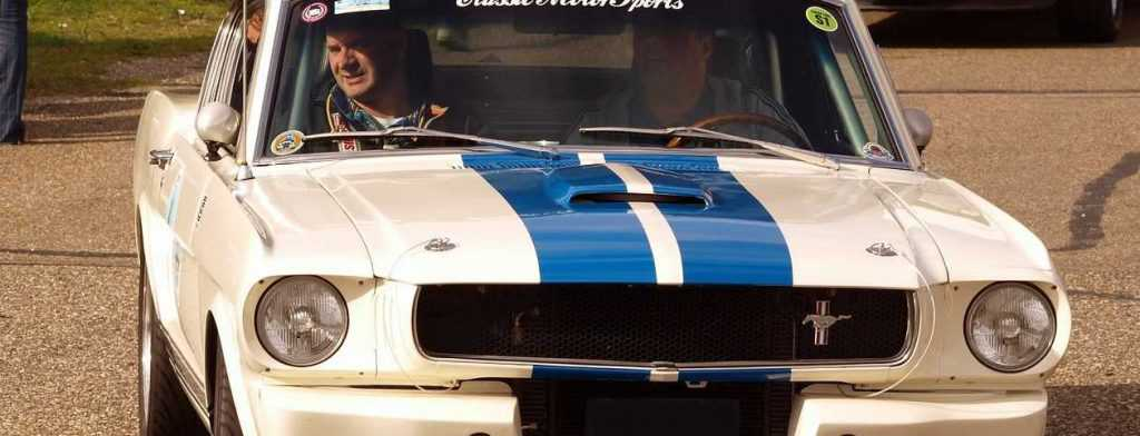 Oldtimer Ford Mustang | Kids Car Donations