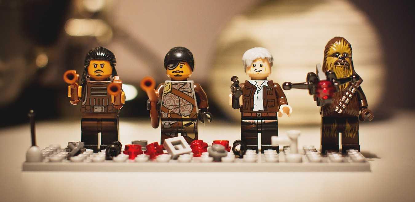 Star Wars Lego Mini Figures | Kids Car Donations