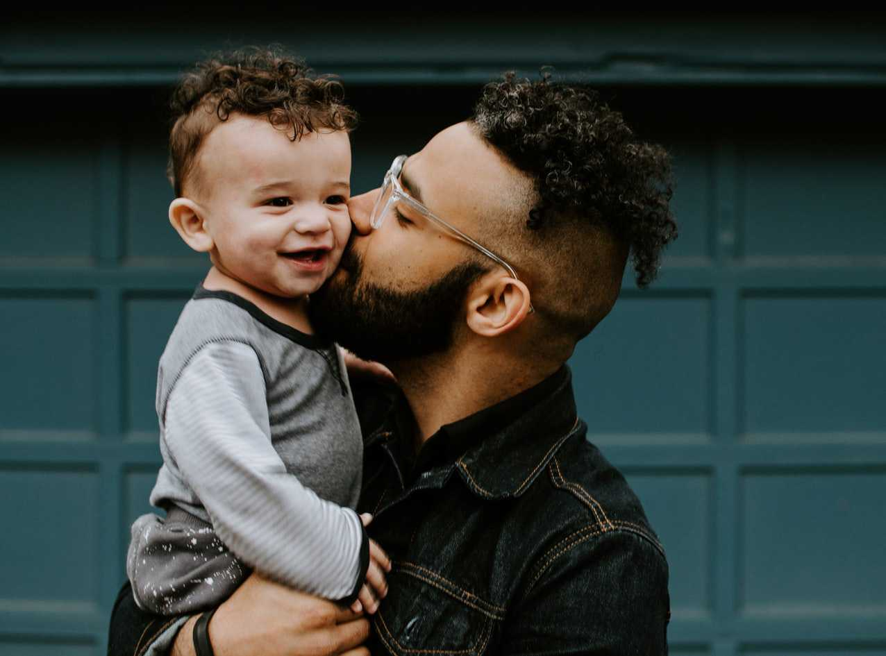 Father and Son Matched Haircut | Kids Car Donations