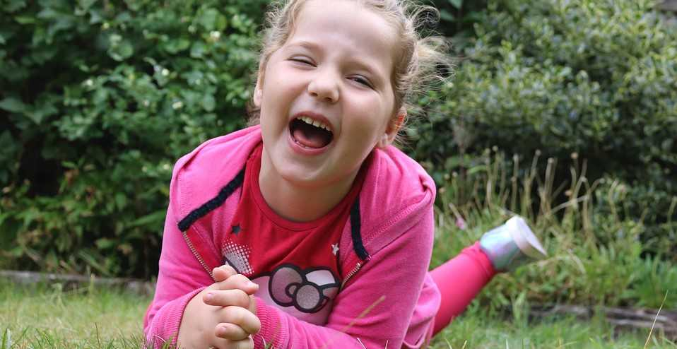 Happy Girl in Naperville, Illinois | Kids Car Donations