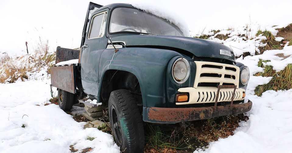 Oldtimer Car in Rockford, Illinois | Kids Car Donations