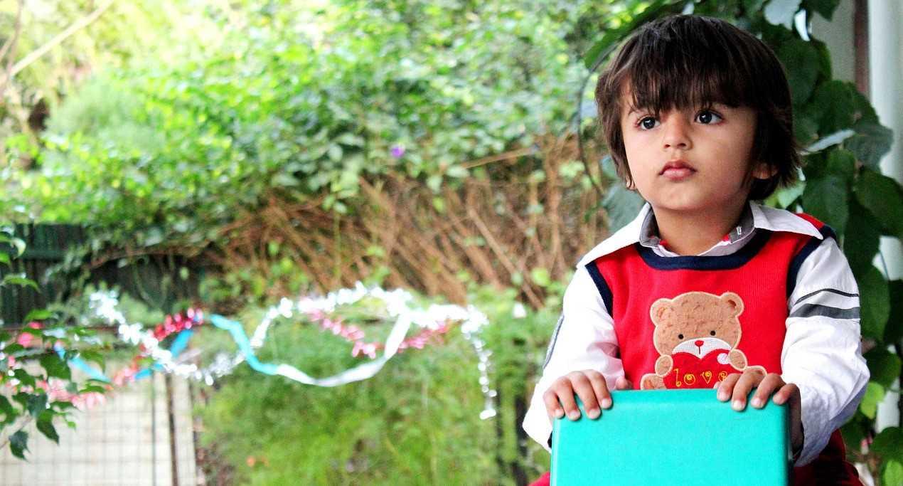 Sad Little Boy Thinking | Kids Car Donations