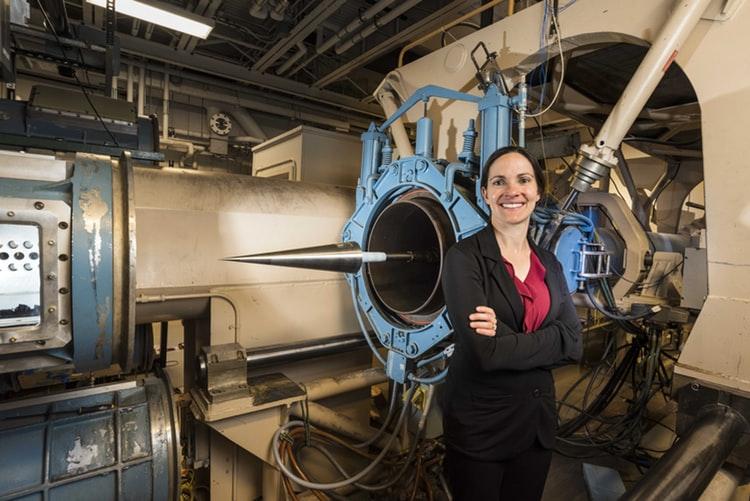 Scientist inside an Engine Laboratory | Kids Car Donations