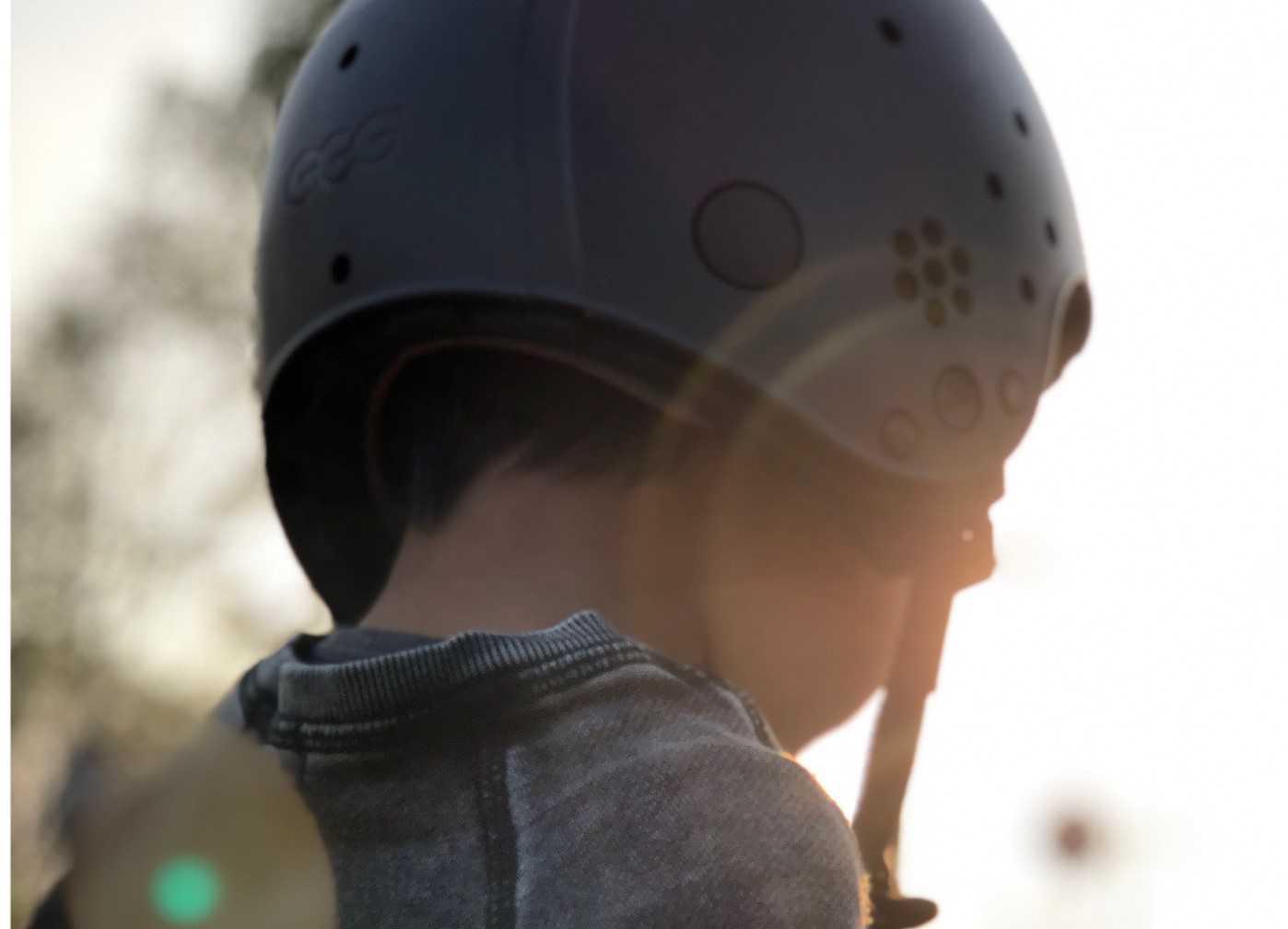Kid Wearing Helmet | Kids Car Donations