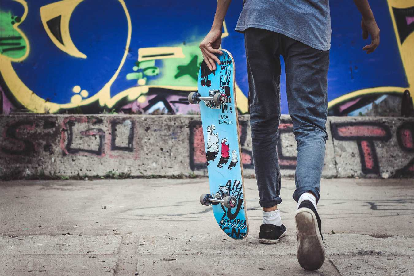 Teenage Boy Skateboarding | Kids Car Donations