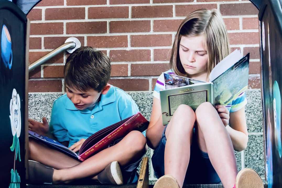 Kids Love Reading | Kids Car Donations