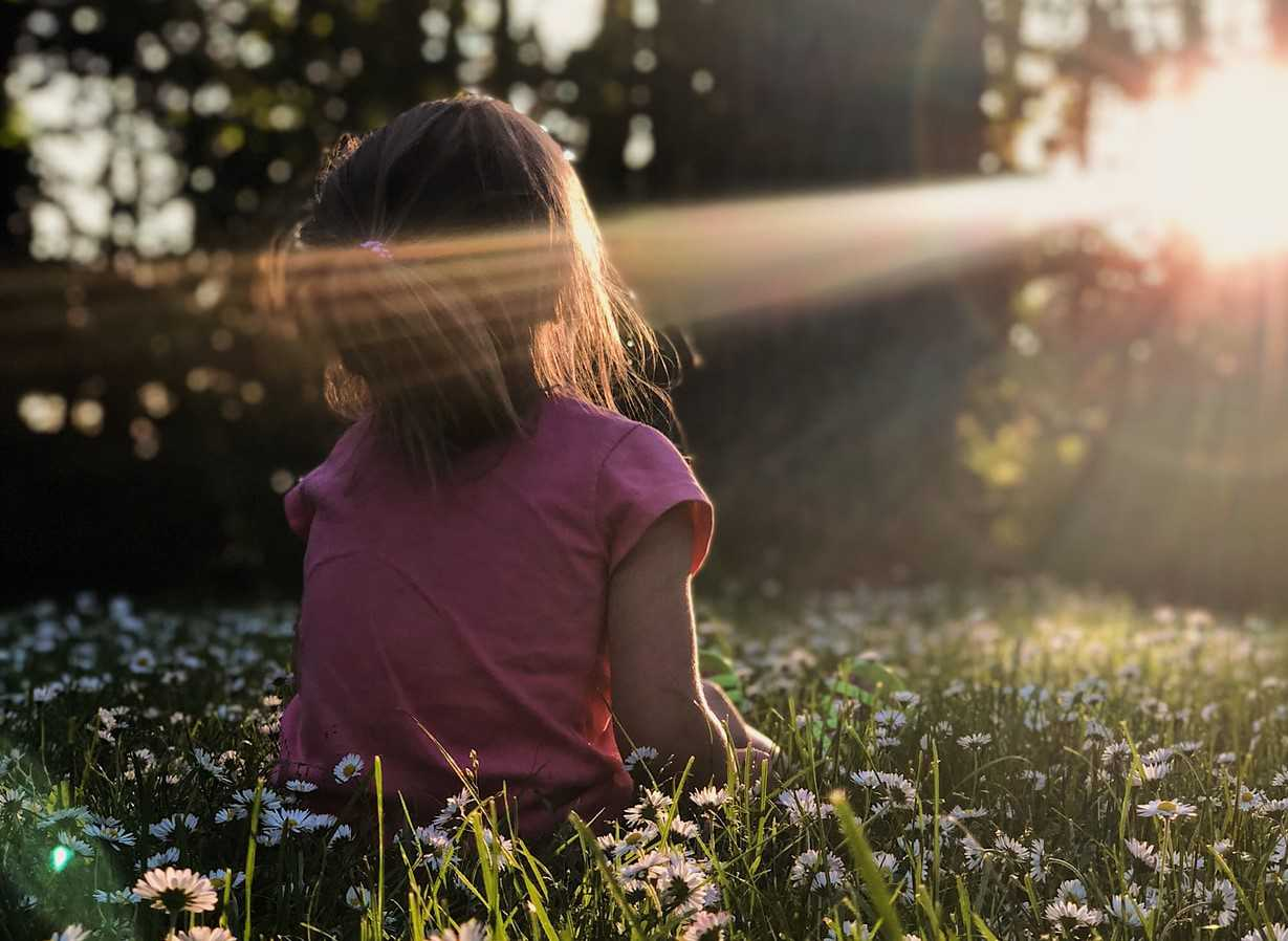 Kid Enjoying Nature | Kids Car Donations