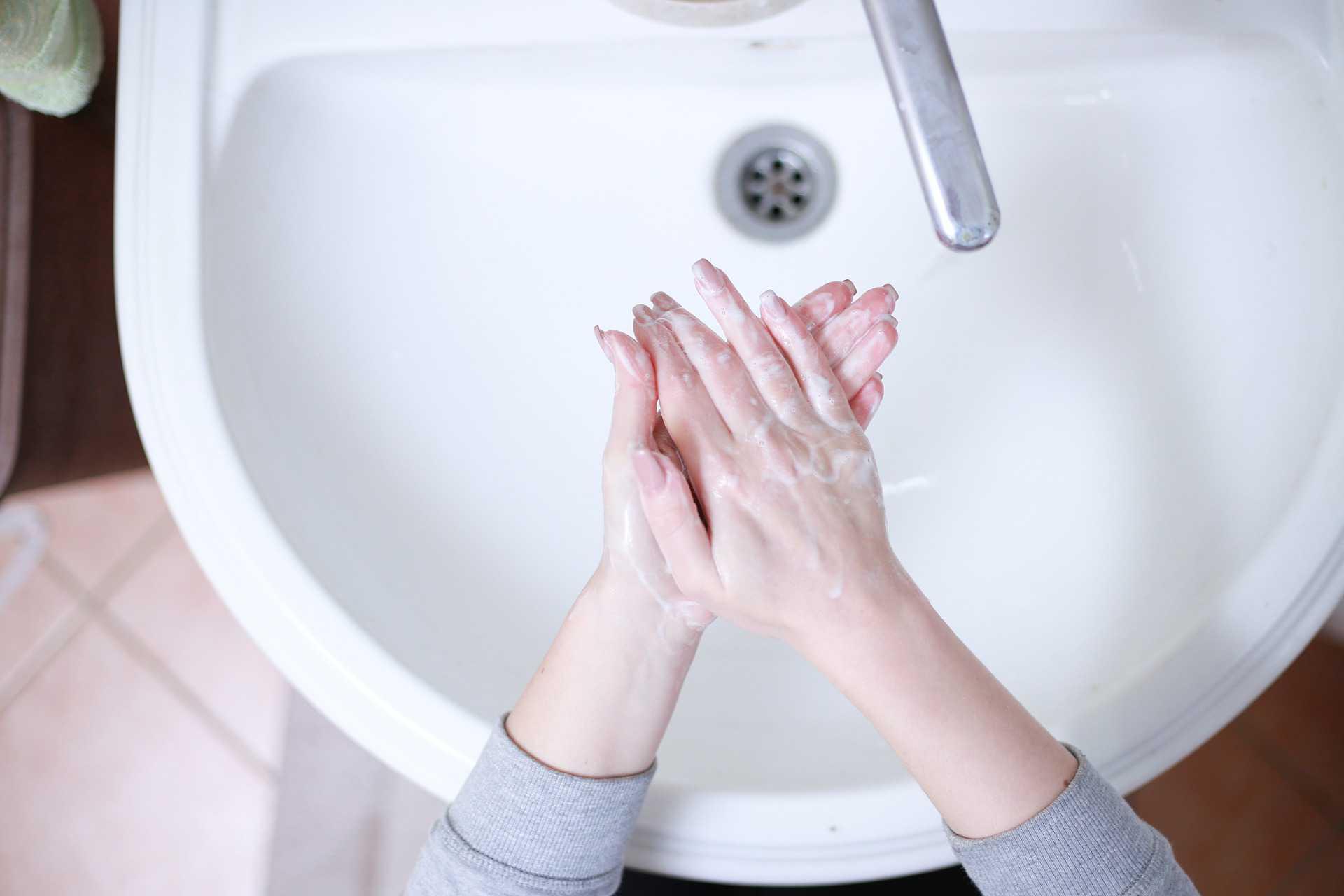 Doing the Correct Hand Washing | Kids Car Donations