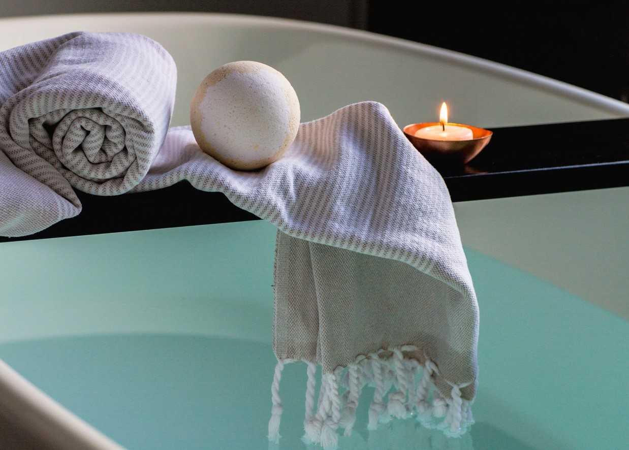 Relaxing Bath Preparations | Kids Car Donations
