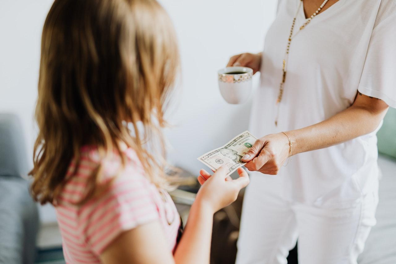 Kid Receives Money | Kids Car Donations