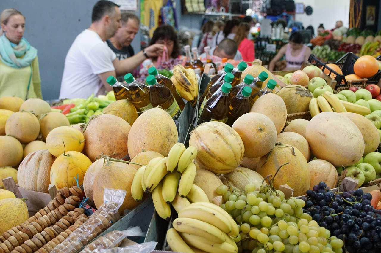 Fruits in Fair Market | Kids Car Donations