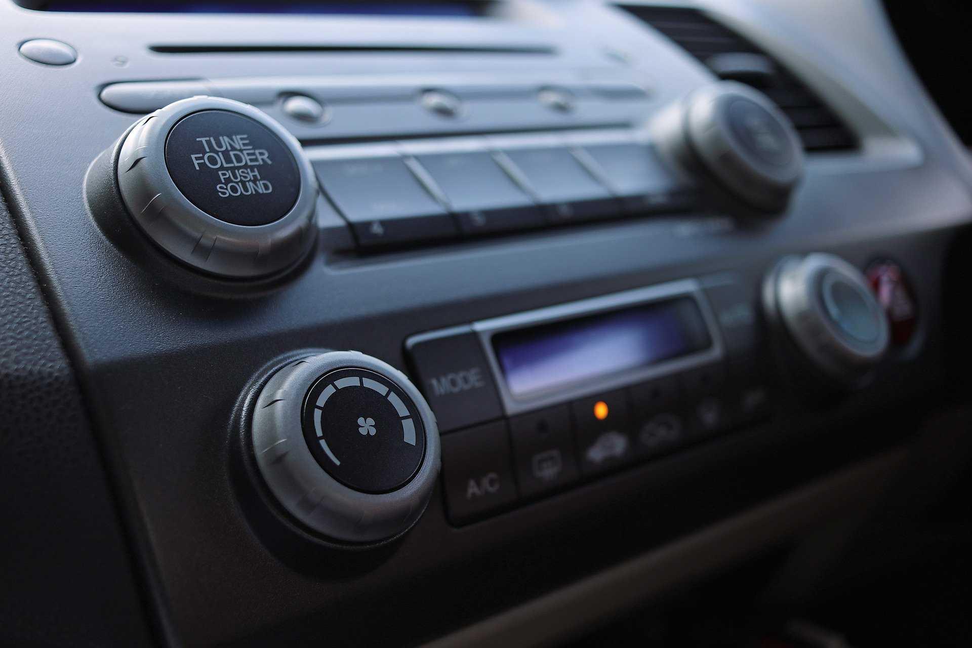 Car Temperature Control | Kids Car Donations