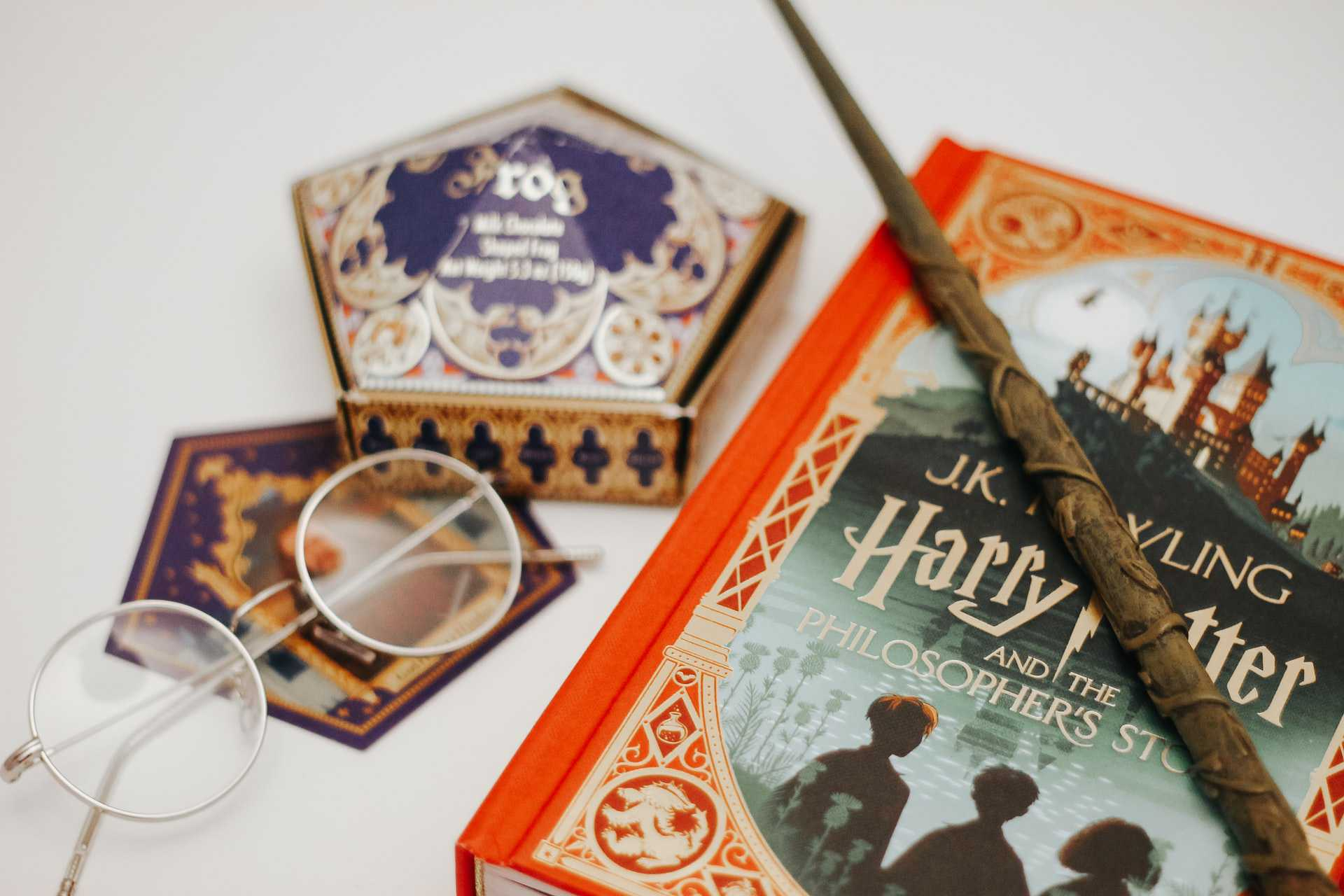 Harry Potter Collectibles | Kids Car Donations