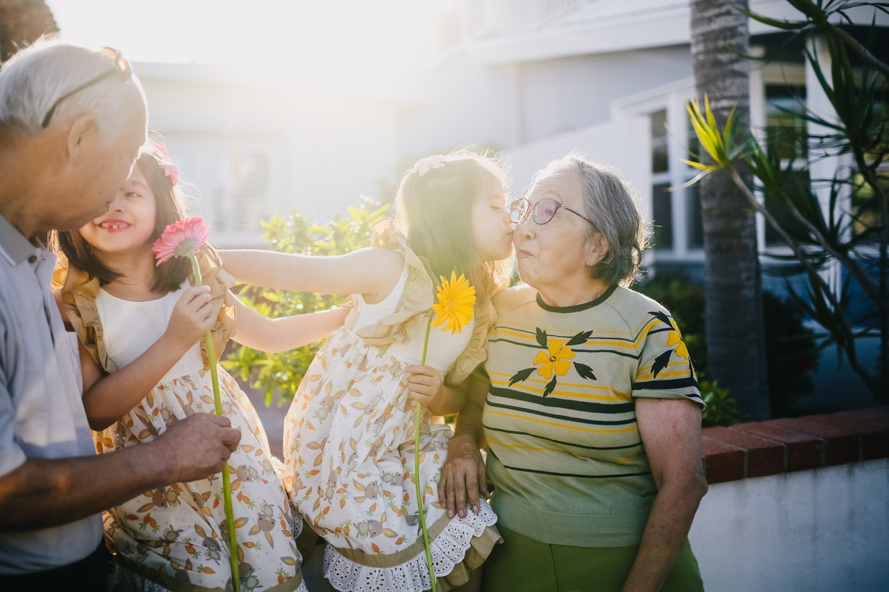 Kids Giving Respect to Elderly | Kids Car Donations