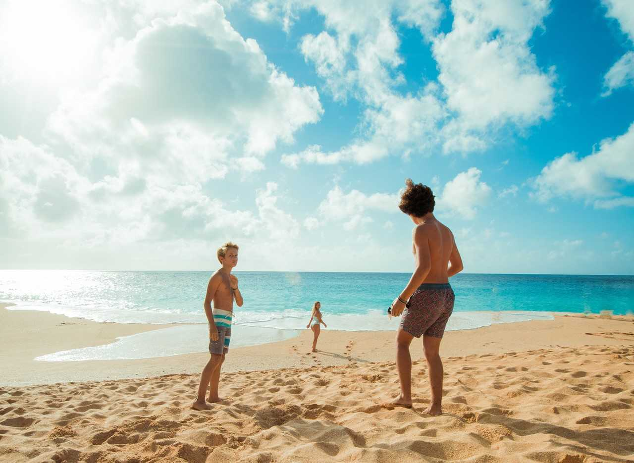 Kids on a Beach Trip | Kids Car Donations