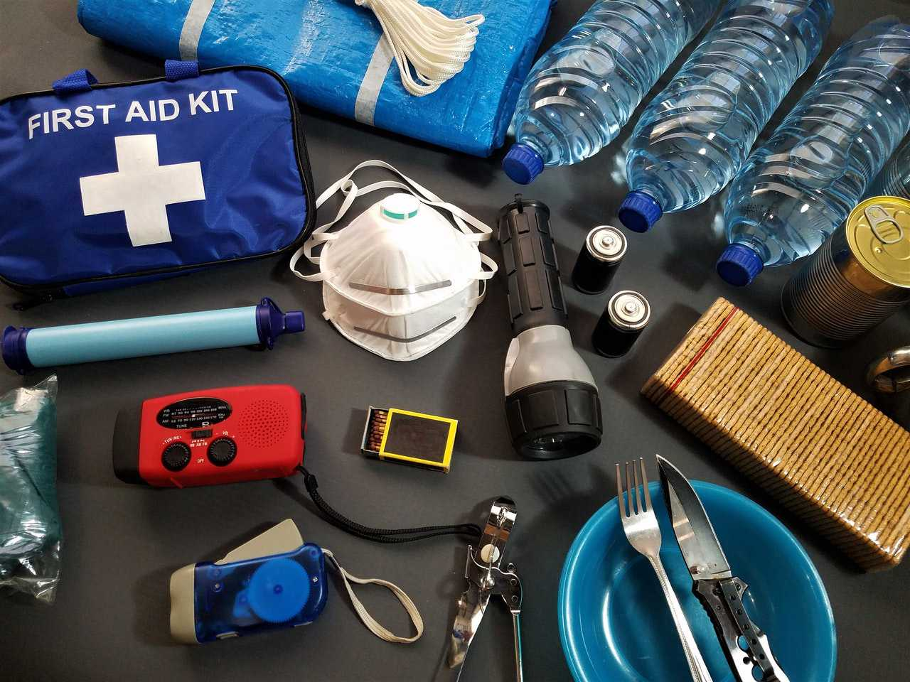 First Aid Kit for Emergency | Kids Car Donations